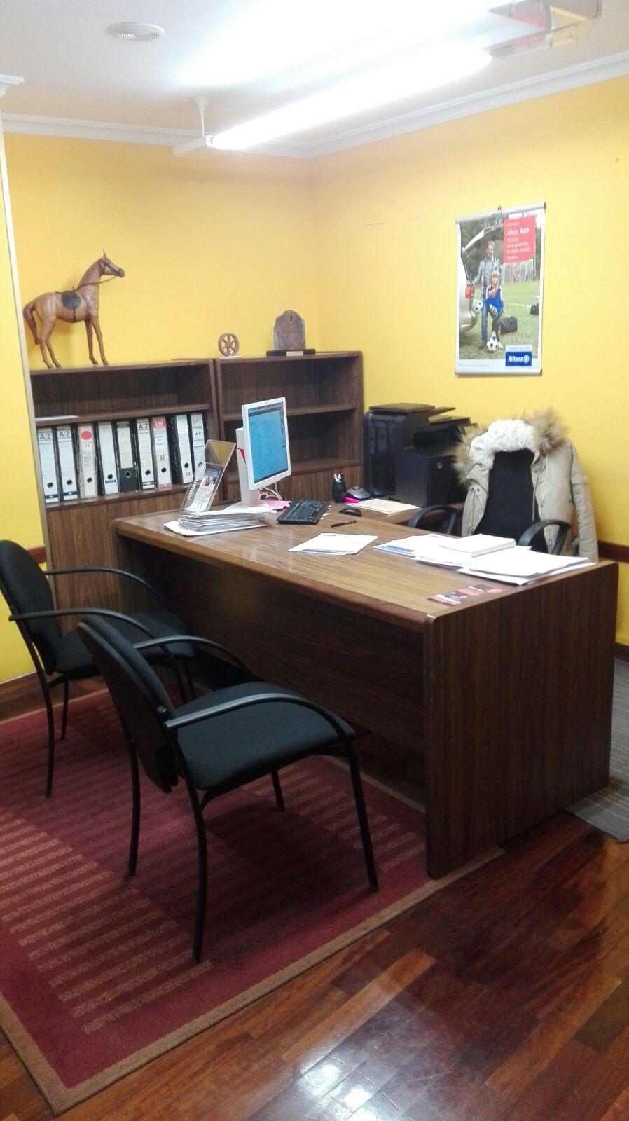 Oficina en Calle Mayor de Palencia